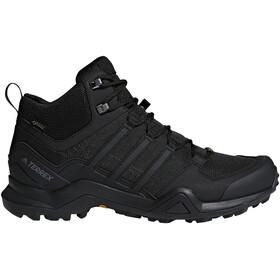 adidas TERREX Swift R2 GTX Chaussures outdoor mi-hautes Homme, core black/core black/core black